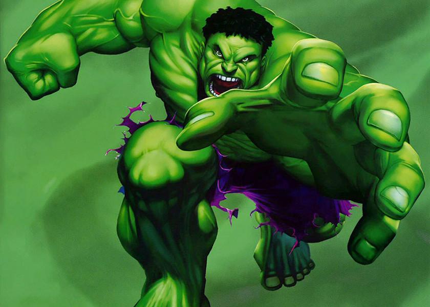 Tại sao Hulk lại mặc quần màu tím?