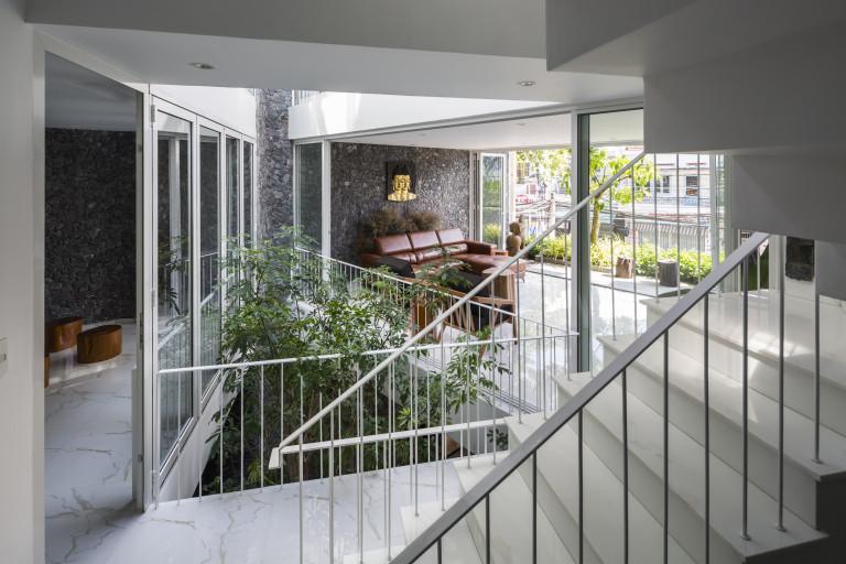 204 House – không gian xanh và ngập tràn ánh sáng