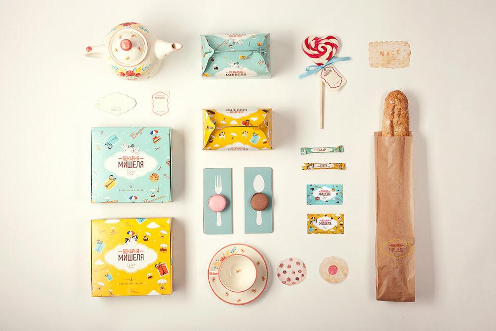 Thế giới bánh ngọt đầy ngộ nghĩnh của Michelle Bakery