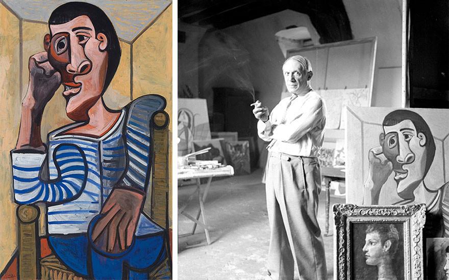 Ông trùm Steve Wynn gặp vận rủi với tranh Picasso