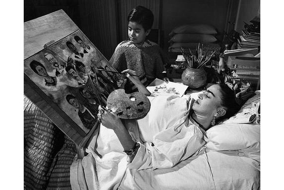 """Frida Kahlo """"ra đi vui vẻ và không mong quay lại"""""""