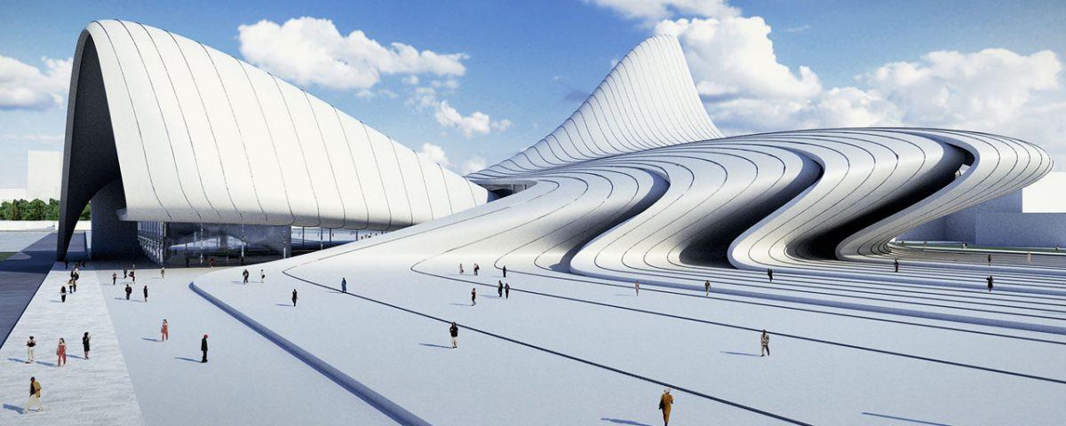 Các thủ pháp thiết kế kiến trúc của Zaha Hadid (P2)