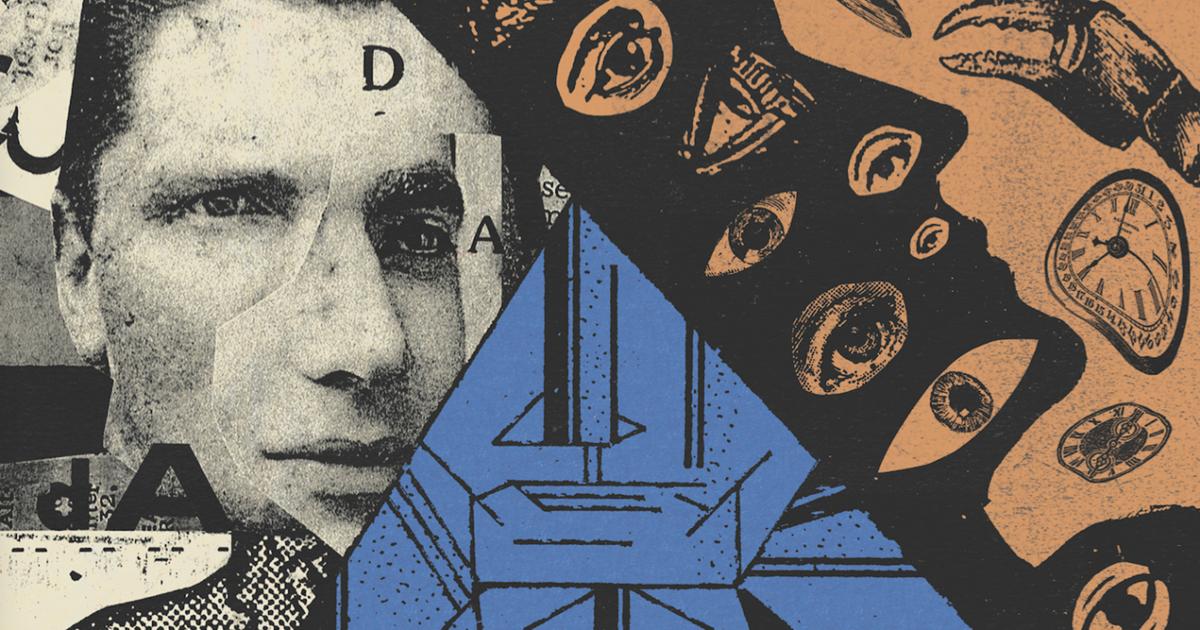 DADAISM - Sự nổi loạn của nghệ thuật (P2)
