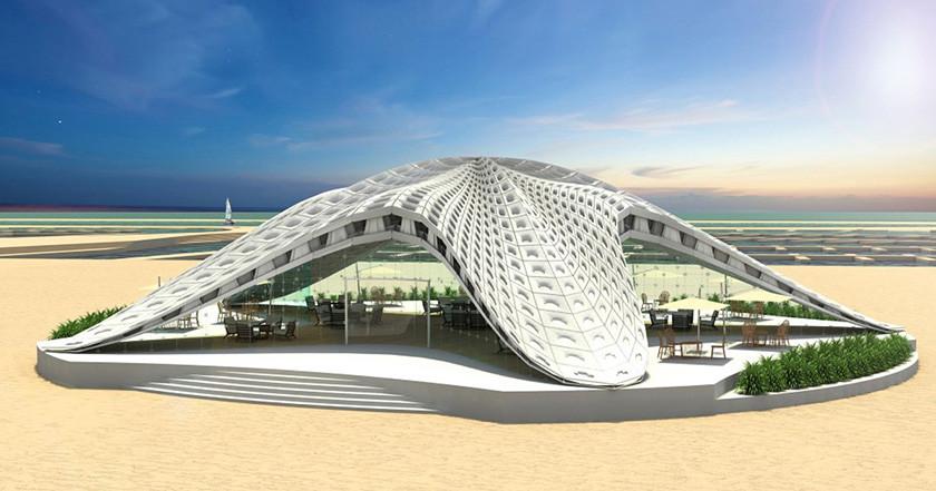 20 công trình kiến trúc giành giải A' Design (P2)