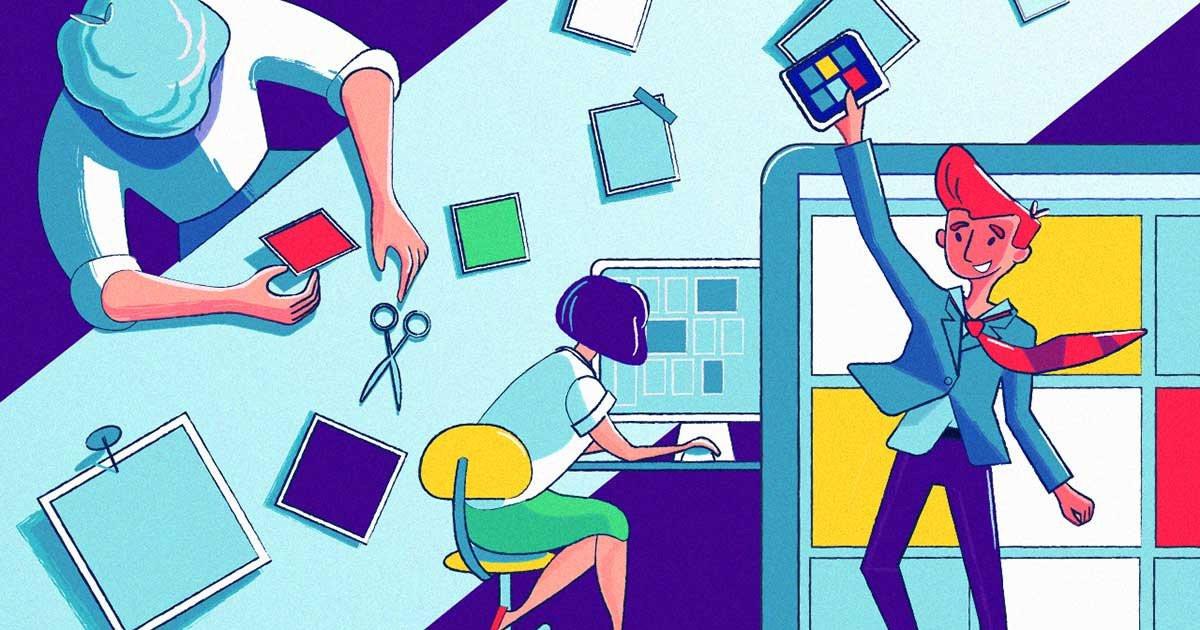 Đồ họa truyền thông xã hội: Thủ thuật thiết kế và áp dụng thực tế