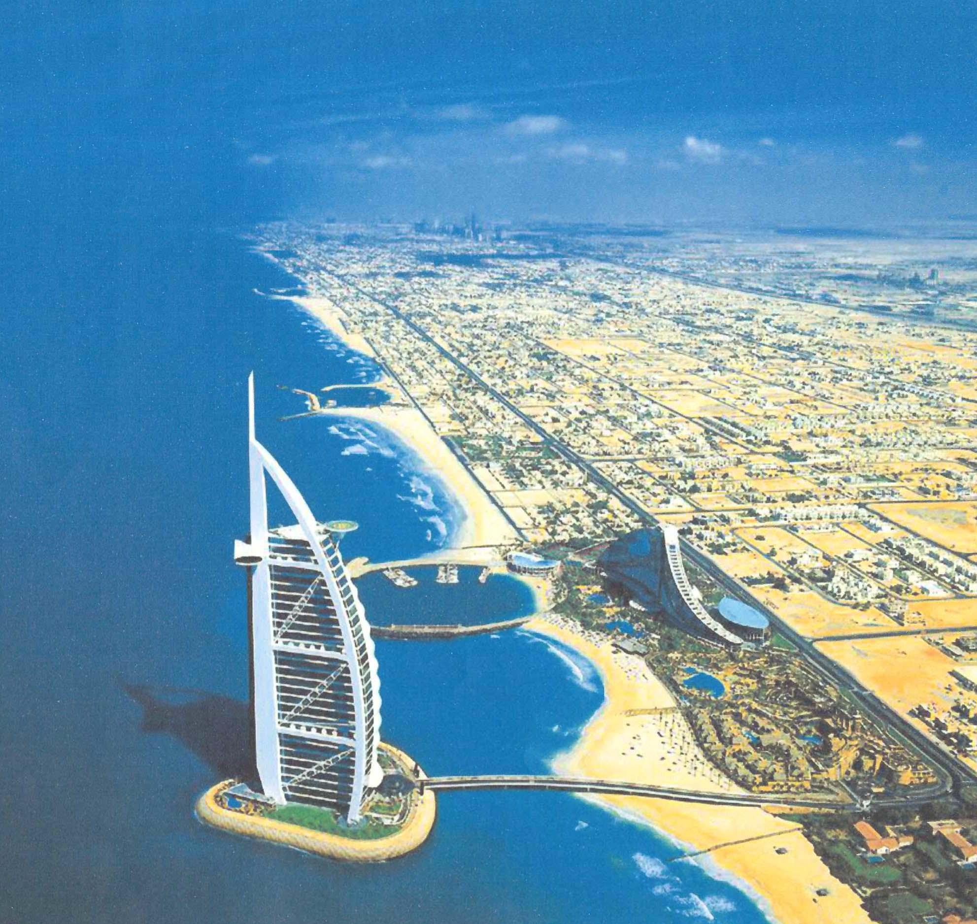 KTS Tom Wright và công trình Burj Al Arab - Từ sơ phác đến tác phẩm kiến trúc