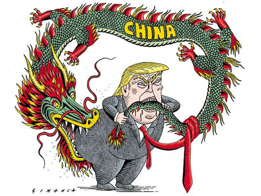 Mỹ - Trung: thuế mậu dịch và chiến tranh thương mại