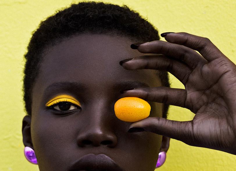 Bo Kaap - Bộ ảnh thời trang sắc màu của Elena Iv-skaya