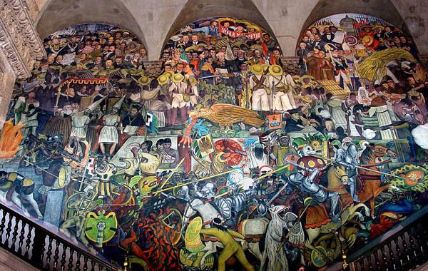 Rivera – Người vẽ tranh tường vĩ đại