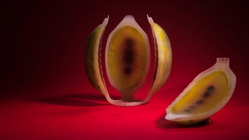 Trái cây in bằng công nghệ 4D... ăn được